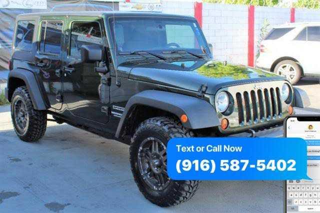 Jeep Wrangler 2011 $14990.00 incacar.com