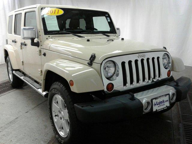 Jeep Wrangler 2011 $31591.00 incacar.com