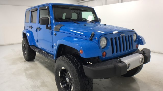 Jeep Wrangler 2011 $22988.00 incacar.com