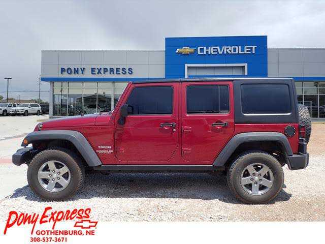 Jeep Wrangler 2011 $19950.00 incacar.com