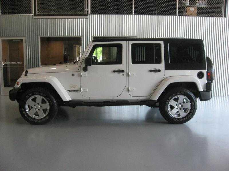 Jeep Wrangler 2011 $25597.00 incacar.com