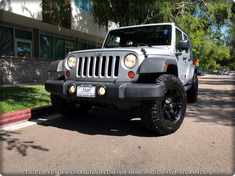 Jeep Wrangler 2011 $21900.00 incacar.com