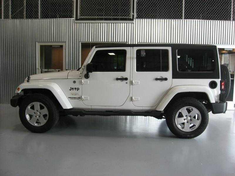 Jeep Wrangler 2011 $24597.00 incacar.com