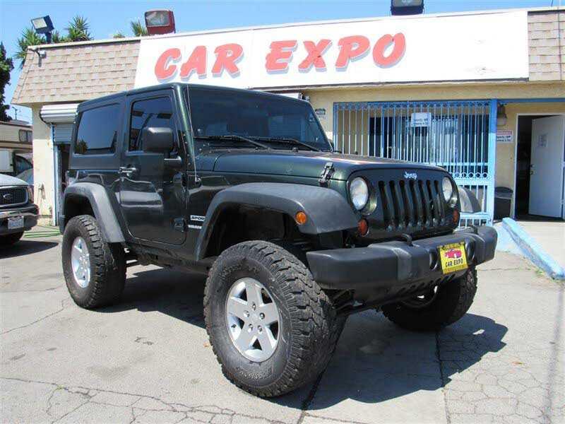 Jeep Wrangler 2012 $17989.00 incacar.com