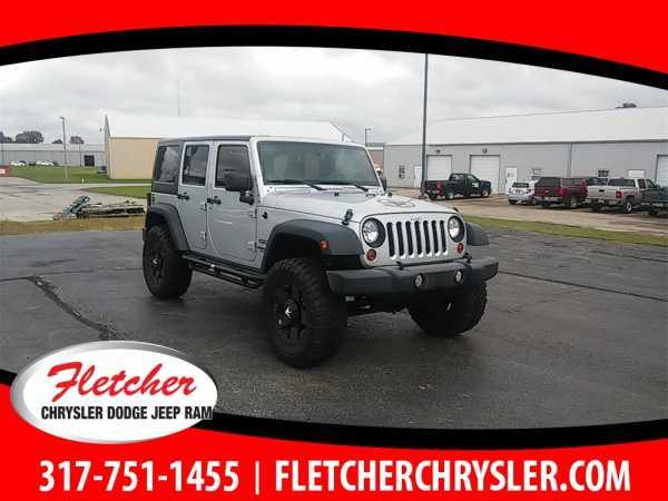 Jeep Wrangler 2012 $25490.00 incacar.com