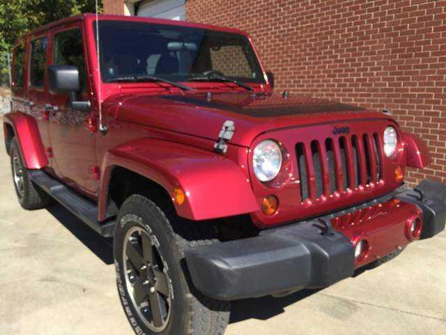 Jeep Wrangler 2012 $25600.00 incacar.com
