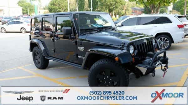 Jeep Wrangler 2012 $32962.00 incacar.com