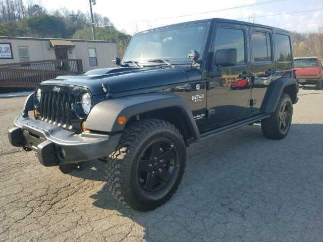 Jeep Wrangler 2012 $31490.00 incacar.com