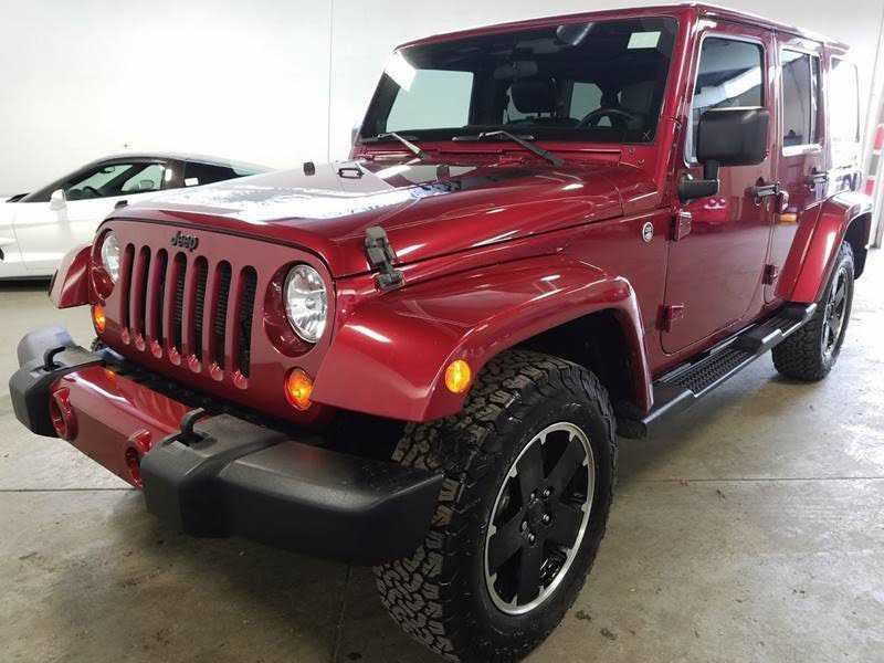 Jeep Wrangler 2012 $999999.00 incacar.com