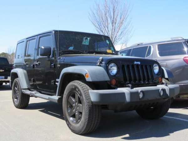 Jeep Wrangler 2012 $23865.00 incacar.com
