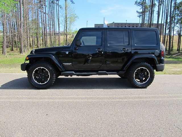 Jeep Wrangler 2012 $24995.00 incacar.com