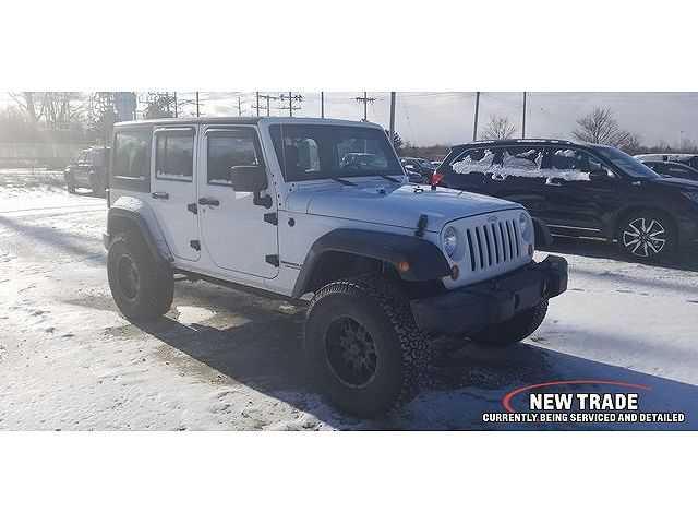 Jeep Wrangler 2013 $23132.00 incacar.com