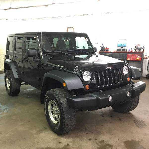 Jeep Wrangler 2013 $25995.00 incacar.com