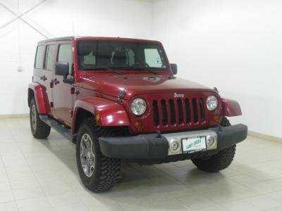 Jeep Wrangler 2013 $30400.00 incacar.com