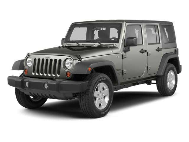 Jeep Wrangler 2013 $25474.00 incacar.com
