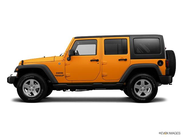Jeep Wrangler 2013 $29500.00 incacar.com