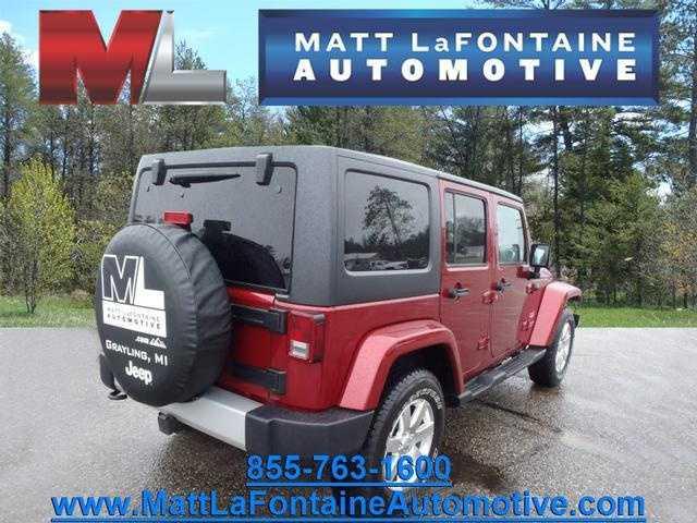 Jeep Wrangler 2013 $25900.00 incacar.com
