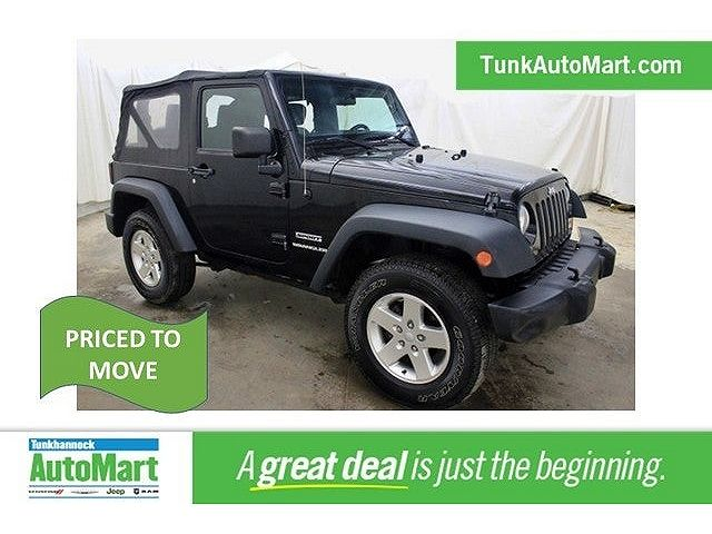 used Jeep Wrangler 2013 vin: 1C4AJWAG5DL672169