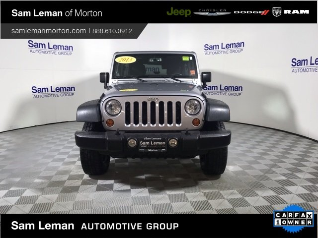 Jeep Wrangler 2013 $26500.00 incacar.com
