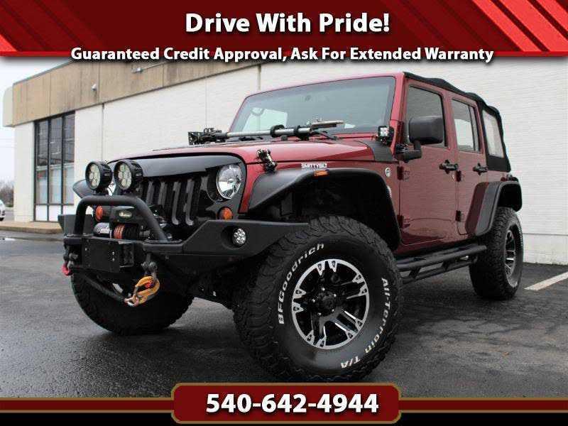 Jeep Wrangler 2013 $23995.00 incacar.com