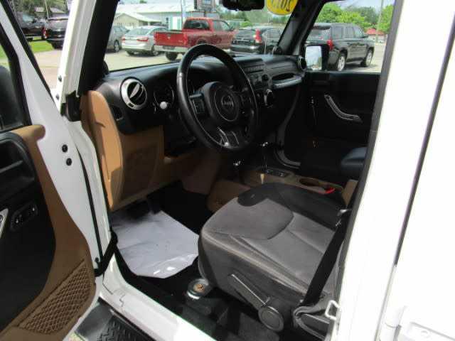 used Jeep Wrangler 2013 vin: 1C4BJWEG0DL512957