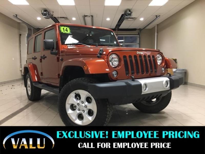 Jeep Wrangler 2014 $33900.00 incacar.com
