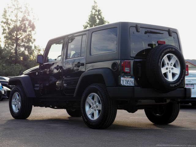 Jeep Wrangler 2014 $25995.00 incacar.com