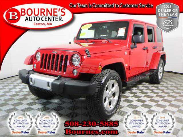 Jeep Wrangler 2014 $27990.00 incacar.com