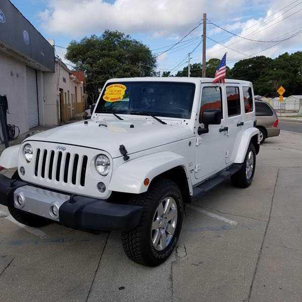 Jeep Wrangler 2014 $29995.00 incacar.com