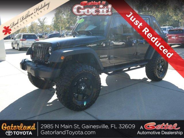 Jeep Wrangler 2014 $28682.00 incacar.com