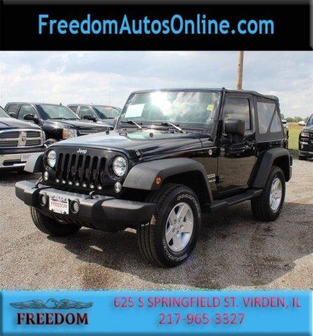 Jeep Wrangler 2014 $23998.00 incacar.com