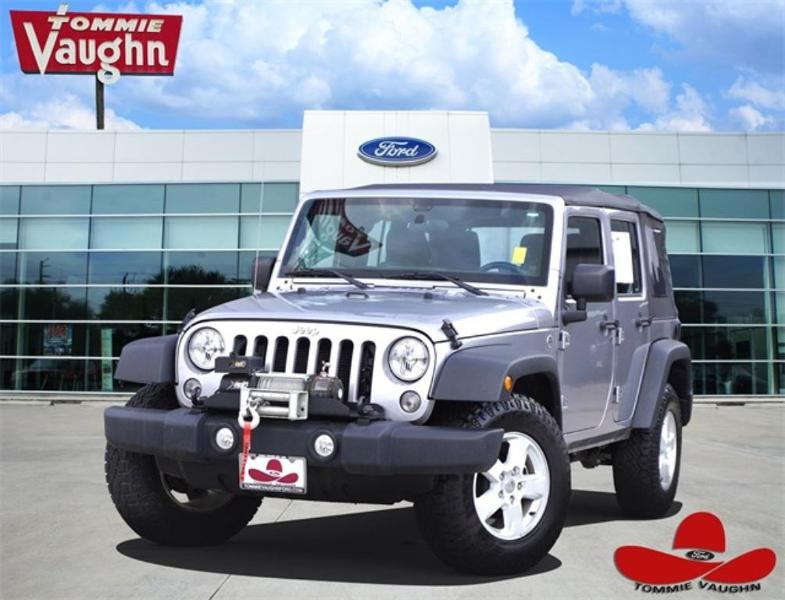 Jeep Wrangler 2014 $29292.00 incacar.com