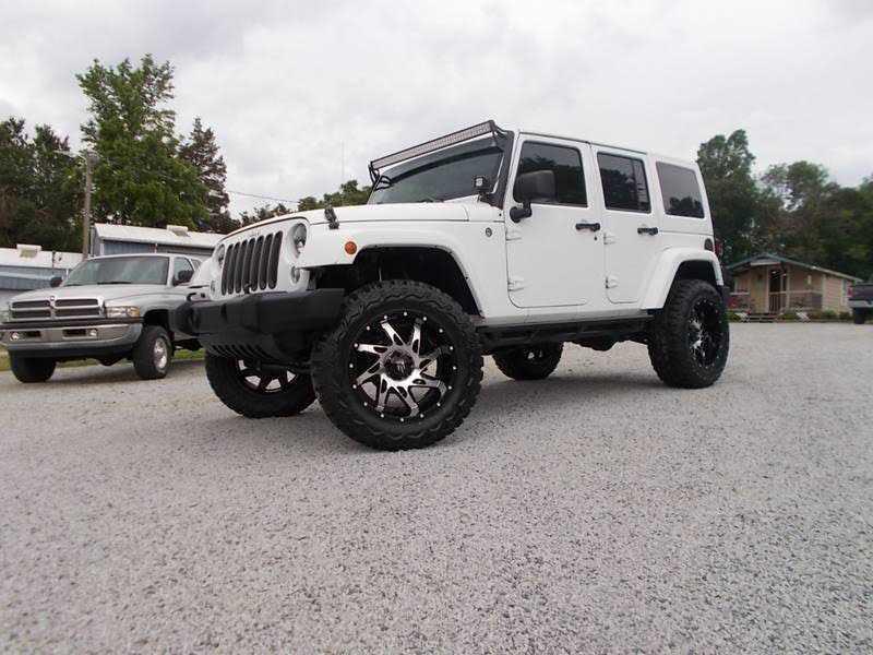 Jeep Wrangler 2014 $29985.00 incacar.com