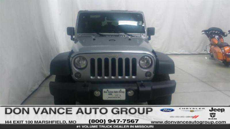 Jeep Wrangler 2014 $28550.00 incacar.com