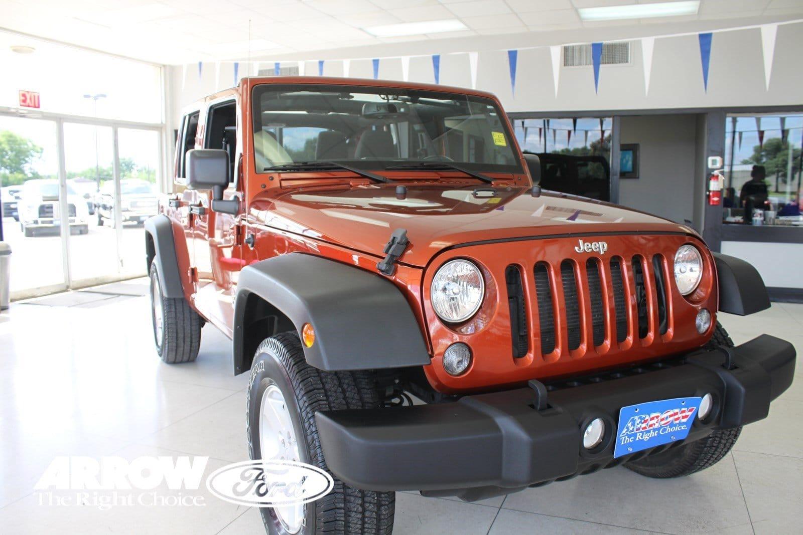Jeep Wrangler 2014 $24000.00 incacar.com