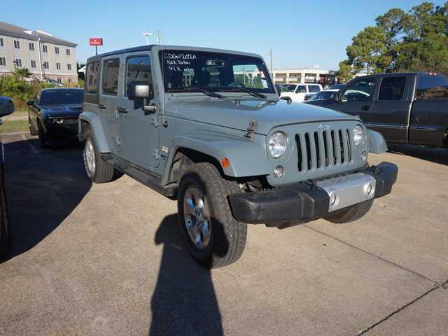 Jeep Wrangler 2014 $32660.00 incacar.com