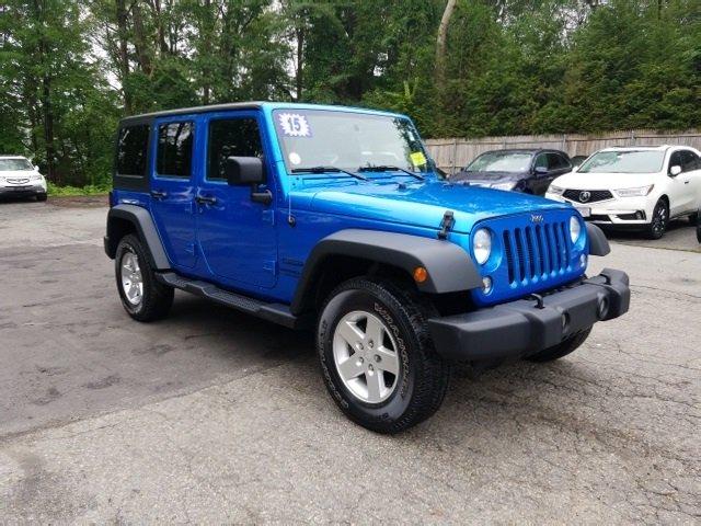 Jeep Wrangler 2015 $27295.00 incacar.com