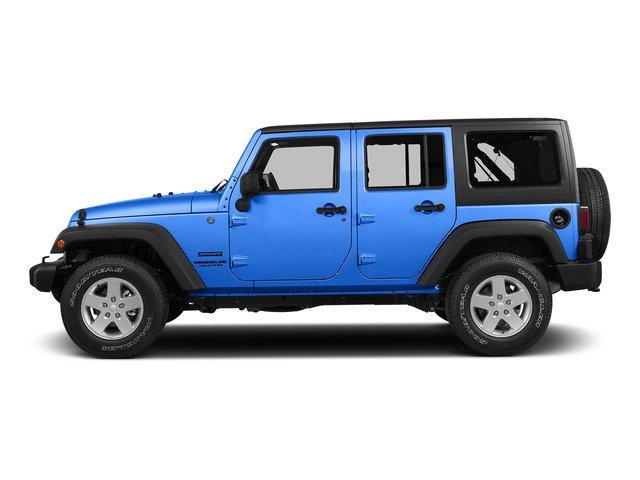 used Jeep Wrangler 2015 vin: 1C4BJWEG0FL670296
