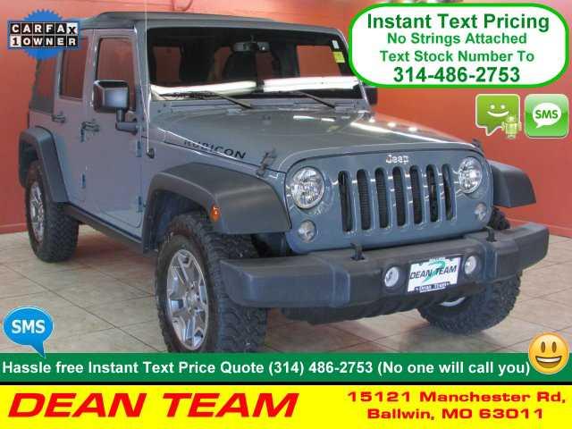 Jeep Wrangler 2015 $34787.00 incacar.com