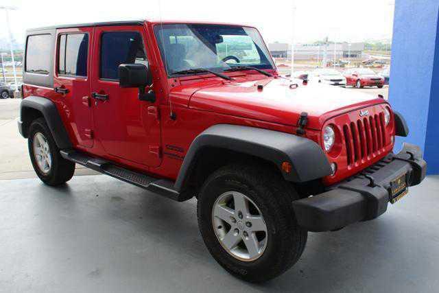Jeep Wrangler 2015 $27000.00 incacar.com