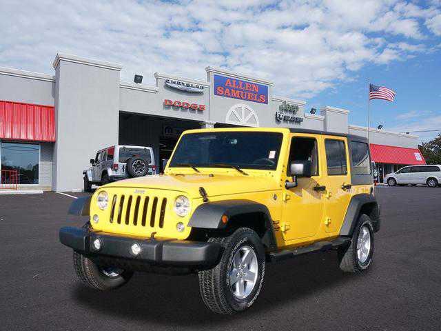 Jeep Wrangler 2015 $34815.00 incacar.com
