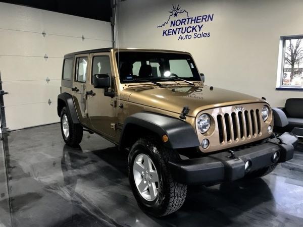 Jeep Wrangler 2015 $23495.00 incacar.com