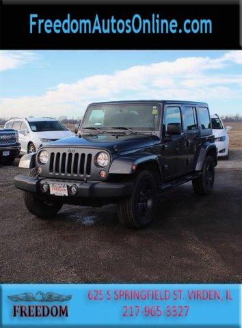 Jeep Wrangler 2016 $31998.00 incacar.com