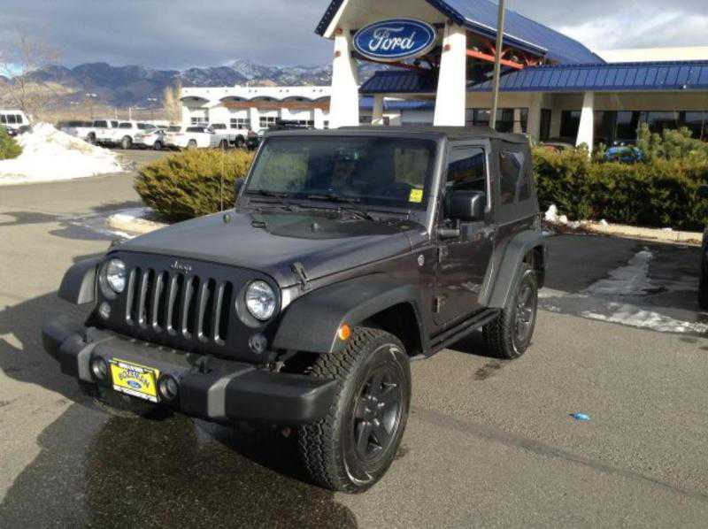 Jeep Wrangler 2016 $22997.00 incacar.com