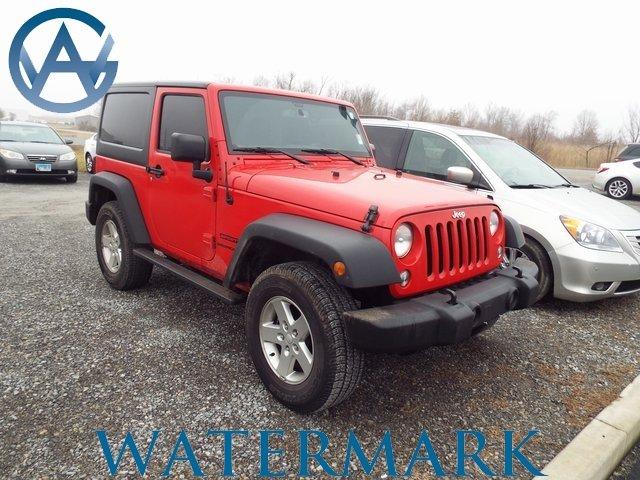 Jeep Wrangler 2016 $25800.00 incacar.com