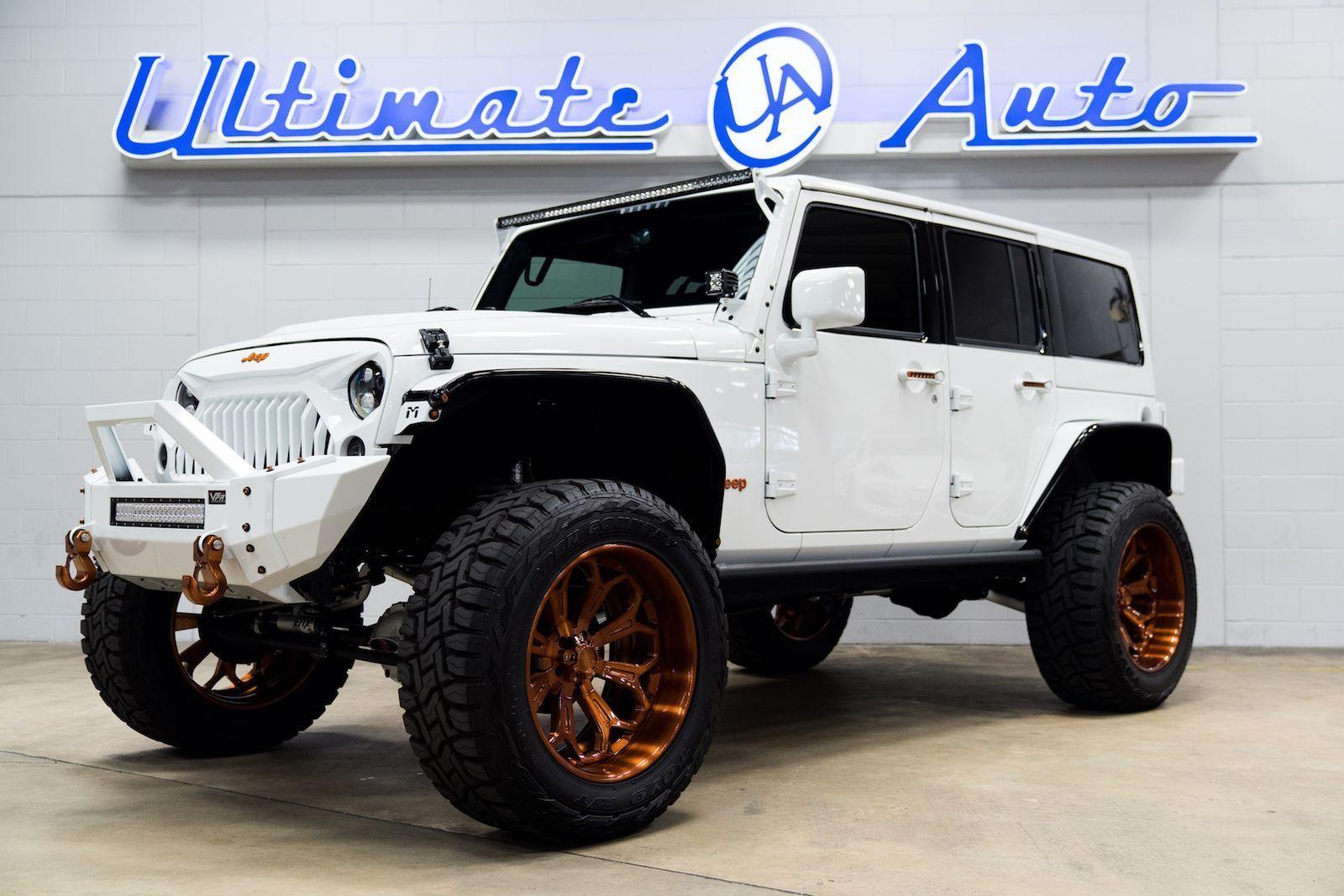 Jeep Wrangler 2017 $79000.00 incacar.com