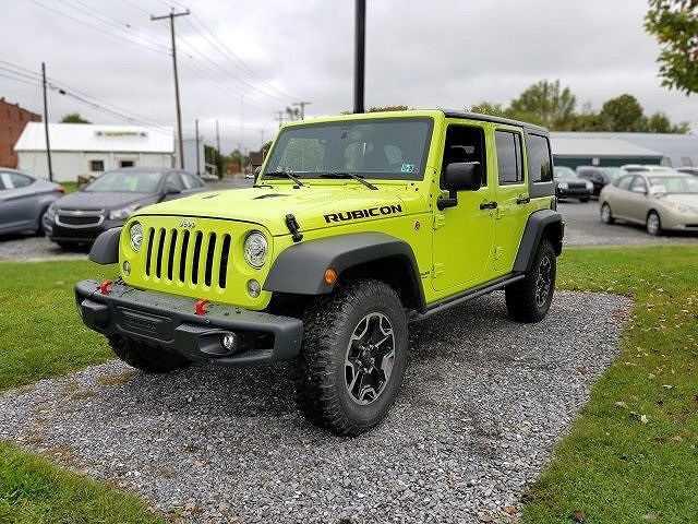 Jeep Wrangler 2017 $39995.00 incacar.com
