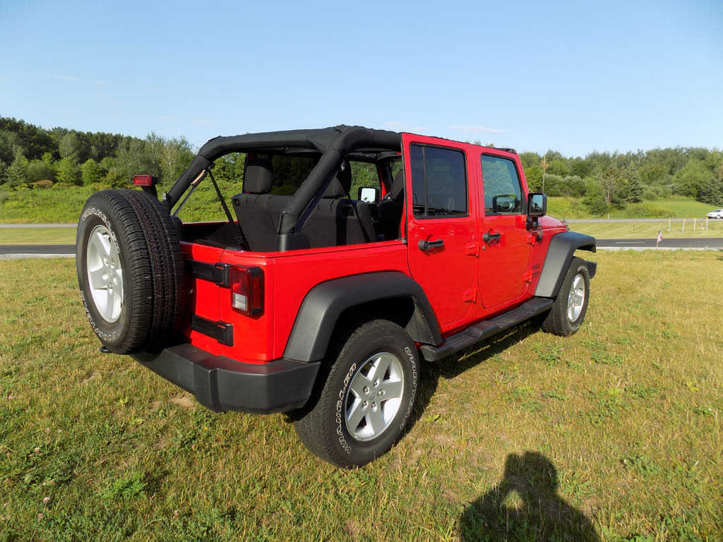 Jeep Wrangler 2017 $25950.00 incacar.com