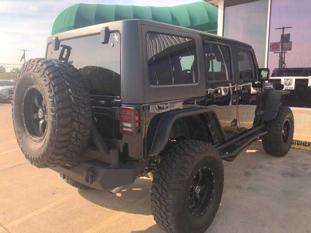 Jeep Wrangler 2017 $42996.00 incacar.com