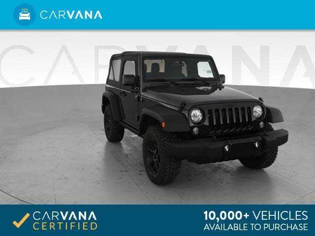 Jeep Wrangler 2017 $32000.00 incacar.com